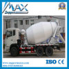 Sinotruk HOWO 16 Cubic Meters Concrete Pump Mixer Truck Weight