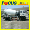 3m3 Concrete Mixer Truck / Concrete Transit Mixer for Sale