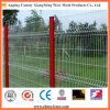3 Bending PVC Coating Wire Mesh Fence