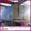 Building Material Rockwool Sandwich Panel for Wall and Roof