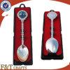 High Quality Plating Nickle Soft Enamel Measuring Spoon for Souvenir