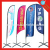 Top Quality Promotional X Cross Base Custom Beach Flag