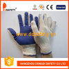 Ddsafety 2017 Natural Cotton/Polyester String Knit Gloves