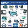 Engine Parts for HOWO Trucks / Shacman Trucks / XCMG Spare Parts