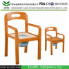 Antique Luxury Wooden Commode Chair with Promotional Price and Within 3 Weeks Delivery