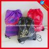Custom Nylon Sports Drawstring Bag