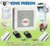 Wireless GSM Emergency Alert Sos Phone