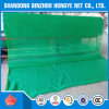 Green Plastic HDPE Scaffolding Safety Net