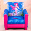 Mermaid Cartoon Design Small Fabric Kids Chair/Children Furniture