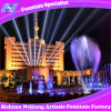Square Music Dancing Fountain/ Colorful Lighting Outdoor Fountain