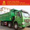 High Quality HOWO 8*4 Front Lifting Dump Truck