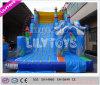 Lilytoys High Quality Frozen Themed Inflatable Bouncy Slide for Sale (J-slide-12)