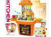 Plastic Kids Kitchen Set with Music and Light (H5931056)