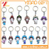 Custom Umbrella Metal Keychain for Promotion Gift (YB-LY-K-09)