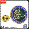 Custom Gold Enamel Lapel Pins for Gifts