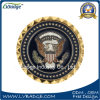 Customized Diamond Edge Challenge Coin for Souvenir