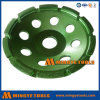 Colors Diamond Tools Grinding Wheel for Stone and Marble