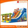 Jungle Bouncy Inflatable Dry Slide for Amusement Park (T4-102)