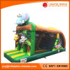 Inflatable Bouncy Castle Combo with Animal Toys (T3-255)
