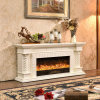 TV Stand Modern Heater Electric Fireplace Hotel Furniture (336S)