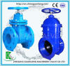 (Z45X) Non Rising Resilient Seat Rubber Coated Wedge Gate Valve