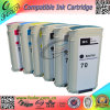 Replace HP70 Ink Cartridge Stable Working with Z5400 Printer Ink HP 70#