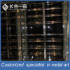 Wholesale Customized Antique Luxury Stainless Steel Wine Cellar Cabinet Furniture
