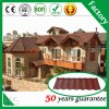 Fadeless Color Decorative Metal Stone Coated Metal Roofing Tile