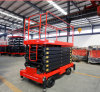 High Quality Mobile Scissor Lift with Max. Lifting Height 6000mm