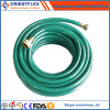 Flexible Reinforced Fiber Braided Water Irrigation PVC Pipe