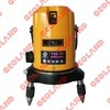 GM-100 5-Line Laser Level with Magnetic Damping Compensator