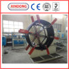 Double Disk Plastic Pipe Winder