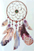 Dreamcatcher Bead Feather Temporary Tattoo Sticker Art Tattoo