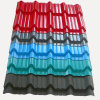 Clear UV Protection PC Plastic Roofing Corrugated Sheet for Greenhouse