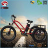 500W Lithium Battery Bike Fat Tire Cargo Electric Tricycle