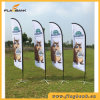Custom Advertising Flag Pole Kits, Feather Flags and Banners