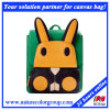 Little Rabit PU Bag Leather School Bag Backpack for Lovely Students (SBB-013)