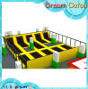 Adult Trampoline with Air Bag and Foam Pit