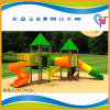Newest Design Hot Selling Plastic Outdoor Playground for Children (HAT-017)