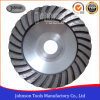 125mm Turbo Cup Wheel with Aluminium Core for Stone Grinding