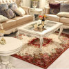 Oriental Design and 100% Polyester Material Felpudos Carpets