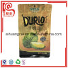 Aluminum Foil Plastic Ziplock Dried Durian Chips Packaging Bag