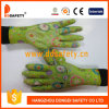 Ddsafety 2017 Green Nylon or Polyester with Flower Design Shell