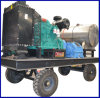 High Pressure 800mm Seweage Pipe Cleaning System