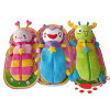 Colorful Insects Animals Plush Pen Bag