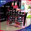 Red Color Acrylic Lipstick Rack