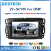 Car GPS Navigation for Gms/Jeep with Radio/Audio/DVD/Bt/SWC/USB
