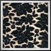 Laser Velvet Embroidery Mesh Velvet Embroidery