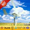 Permanent Magnet Coreless Generator for Wind Turbine-2kw
