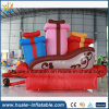 Inflatable Christmas Decoration, Inflatable Packed Gift Car